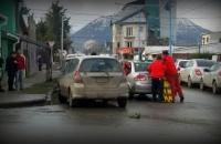 Accidente Vehicular Gob. Campos Y Don Bosco