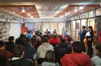 Asamblea para la ratificación de los representantes ante la Federación de Asociaciones de Bomberos de Tierra del Fuego