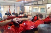 Elecciones de nuevas autoridades de la Asociación Civil Bomberos Voluntarios Ushuaia