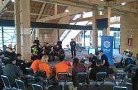 Jornada de entrenamiento de RCP y Uso de DEA en el Aeropuerto Internacional Malvinas Argetina
