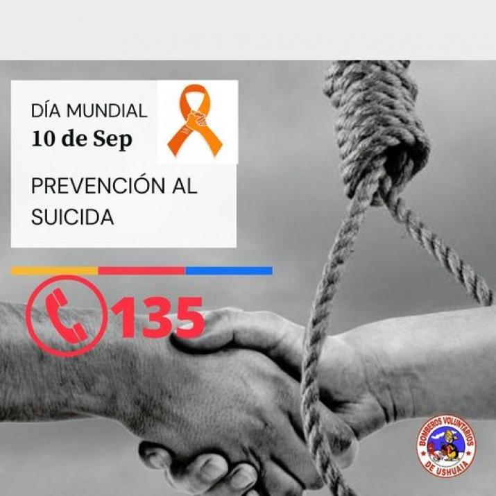DÍA INTERNACIONAL DE LA PREVENCIÓN AL SUICIDA