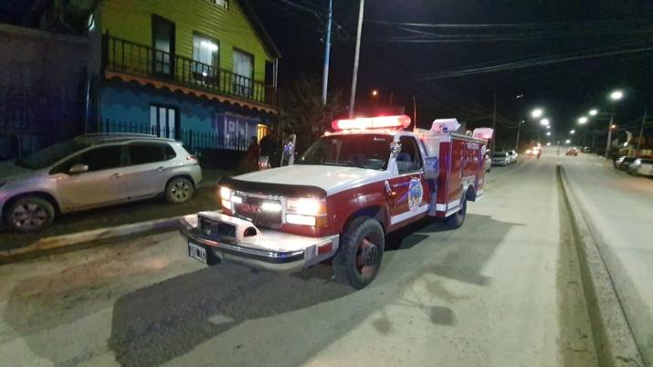 Nunca llegó, lesionado en Magallanes al 600