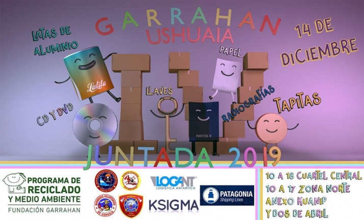 Tercera y última juntada 2019 de la Fundación Garrahan
