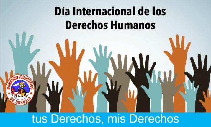 """Tus Derechos, mis Derechos """"Día internacional de los Derechos Humanos"""""""