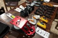 Se completa la incorporación de elementos para rescate con cuerdas