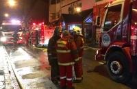Incendio en instalaciones del IPRA
