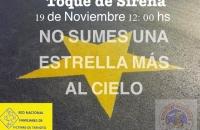 19 de Noviembre TOQUE DE SIRENA