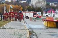 El próximo sábado 4 de Mayo dan comienzo las competencias bomberiles en el paseo de las Rosas