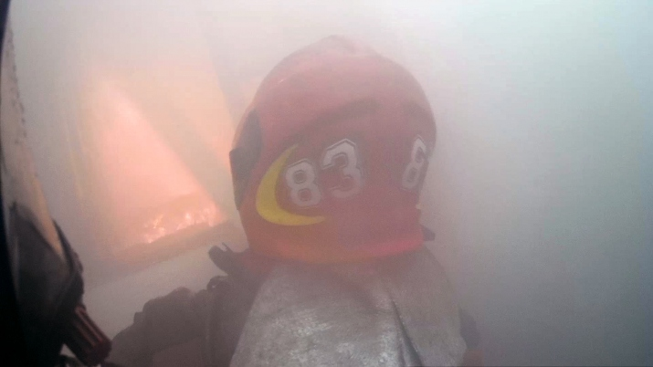 Incendio Peron Sur Nº 56 07-07-2017
